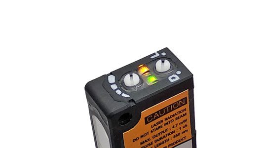 LASER SENSOR LS5 SERIES EASY OPERATION